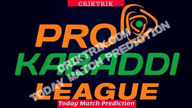 pro kabaddi - pkl predictions